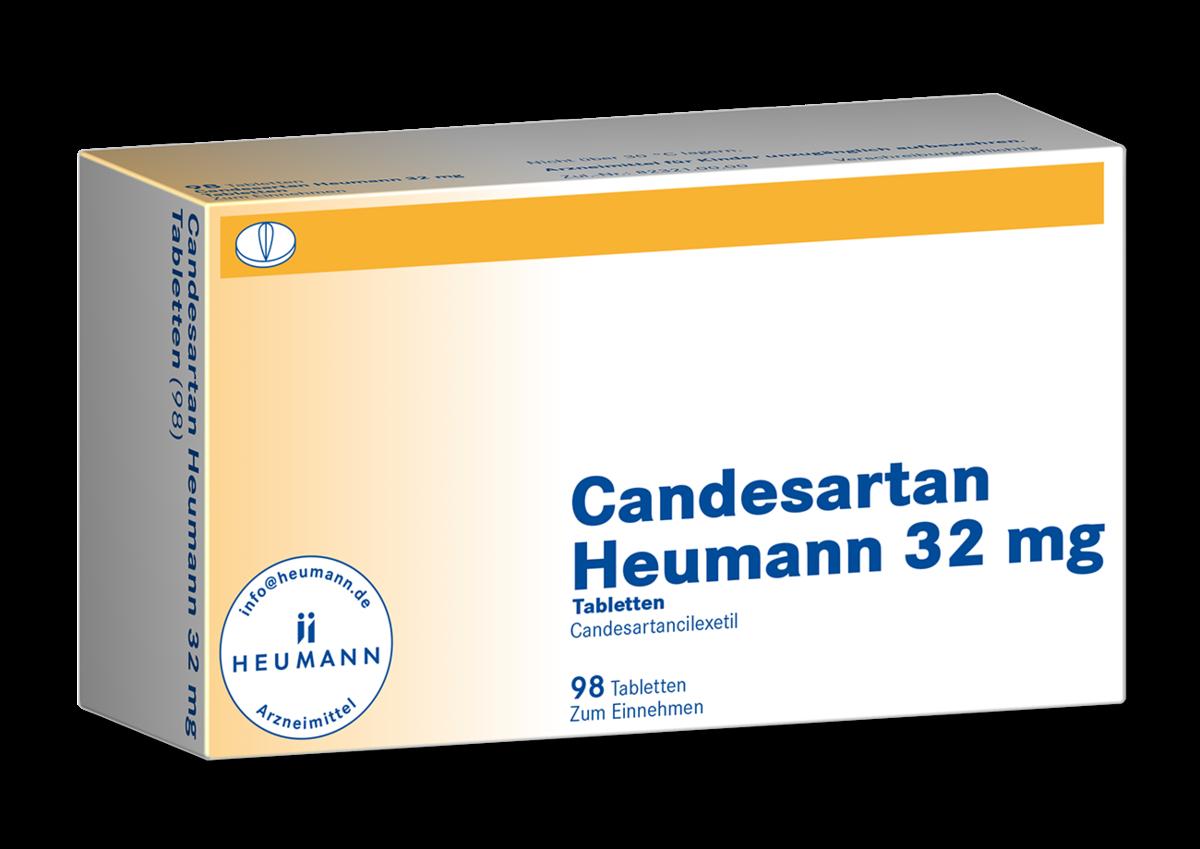 Candesartan Heumann 20 mg Tabletten